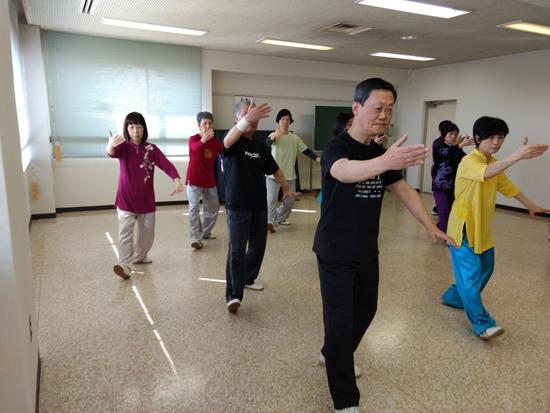 松戸市 栗林太極拳教室