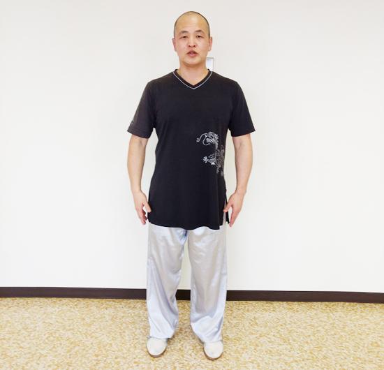 栗林太極拳教室 丹田呼吸法